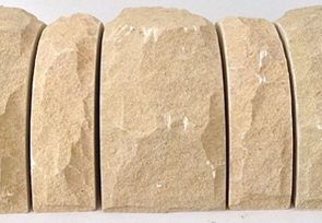 Half round coping stones