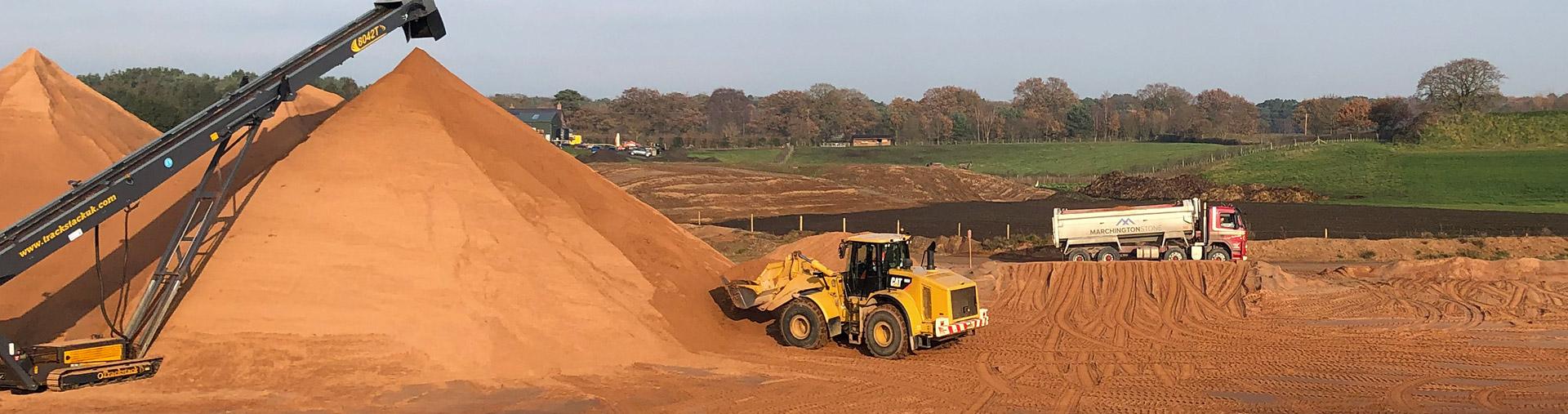 Cobden Farm Sand Quarry